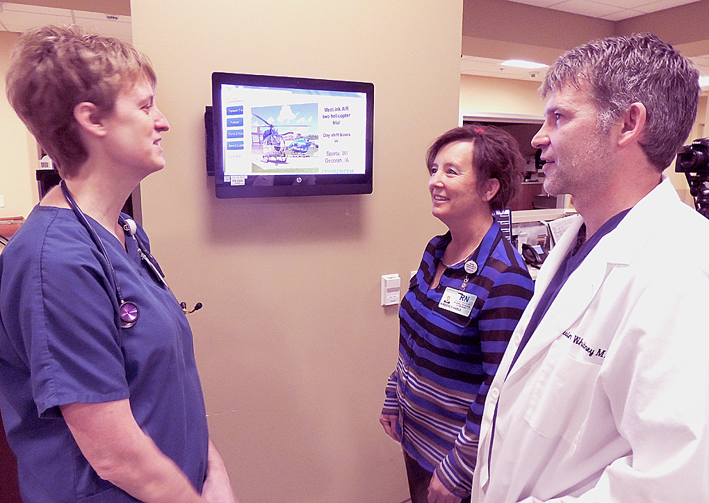 Local Emergency Room Handles Thousands Of Visits Each Year