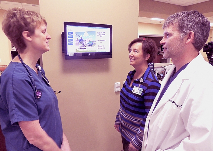 Local emergency room handles thousands of visits each year ...
