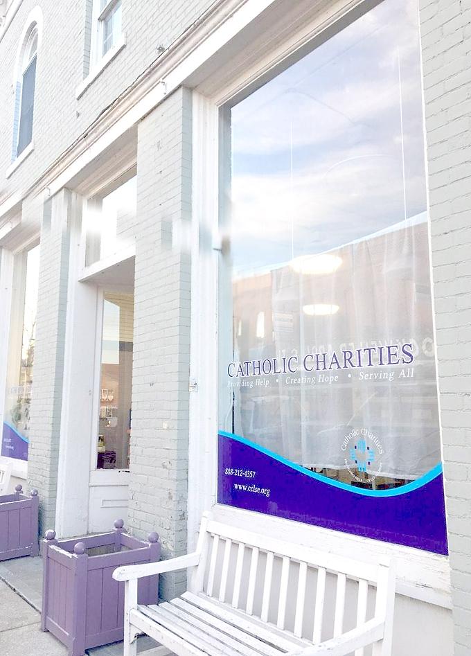 Catholic Charities Closing Prairie Du Chien Branch Courier Press