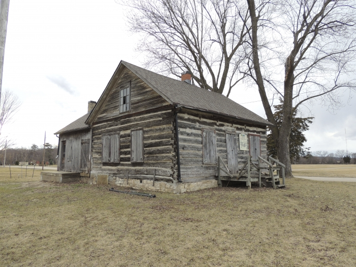 Restoration Hoped For French-Canadian Cabin On St. Feriole