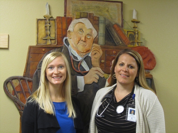 Two new providers join Cornerstone Family Practice | Courier
