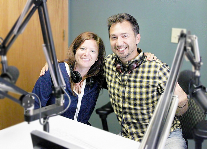 Q94 morning show's Dan and Kelly will give last show Aug  31