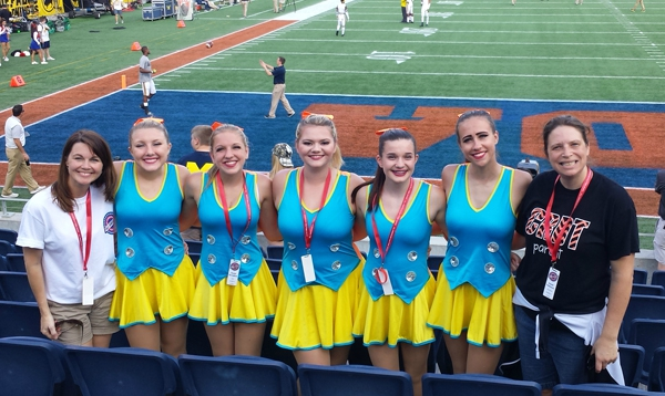 Honors keep coming to the Clayton Ridge Drill Team | Courier