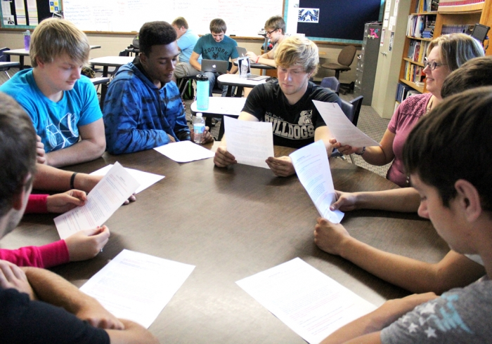 Student journalists share their voices   Courier Press
