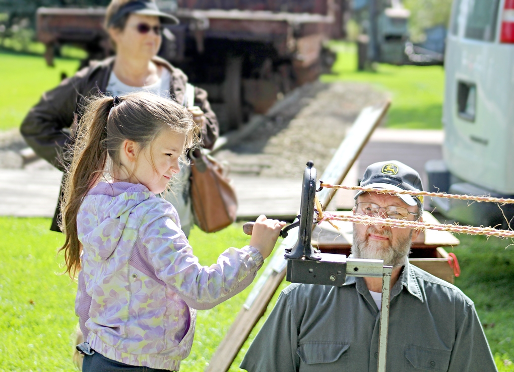 By Audrey Posten, Times-RegisterStep back in time this Saturday and Sunday, Sept. 25 and 26, for Froelich's annual Fall-der-All.Located along U.S. Highway 18/52 between McGregor and Monona, Froelich is known as the birthplace of the first gas-powered tractor to propel...