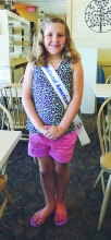 Junior Pre-Teen Miss Wisconsin