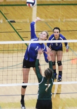River Ridge volleyball photo2