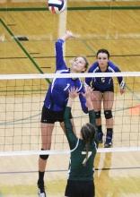 River Ridge volleyball photo2