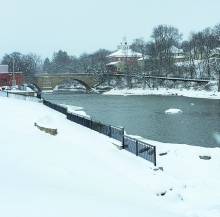 Elkader Bridge